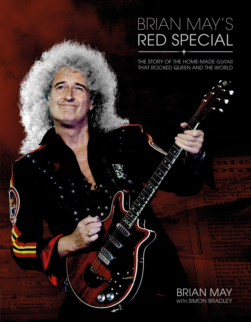 Brian May Interview The Red Specials Original Pickups Guitar Wiring Special Cover1