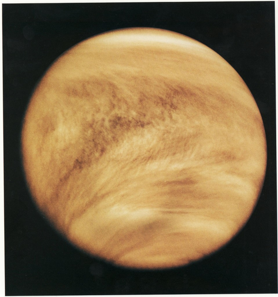 The planet Venus, yesterday Pic (c) Planetsofthesolarsystem.net